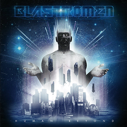 Blastromen - Human Beyond LP - Dominance Electricity