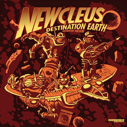 Newcleus - Destination Earth - Dominance Electricity
