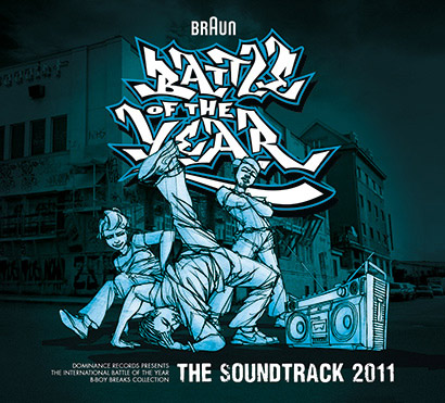 Battle Of The Year Soundtrack 2011