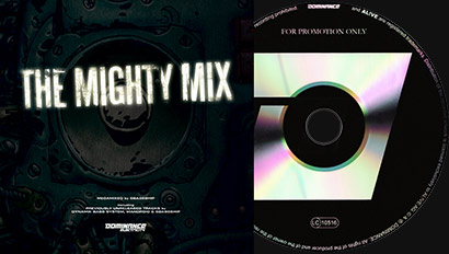 The Mighty Mix CD